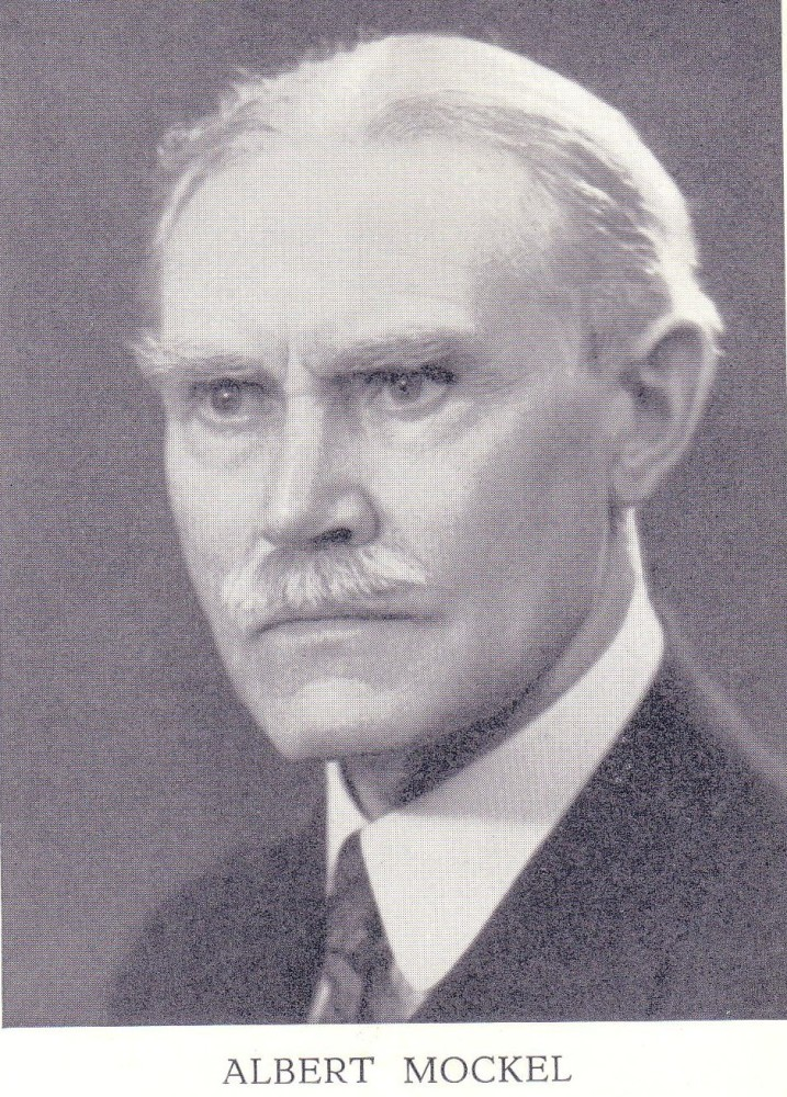 Albert Mockel