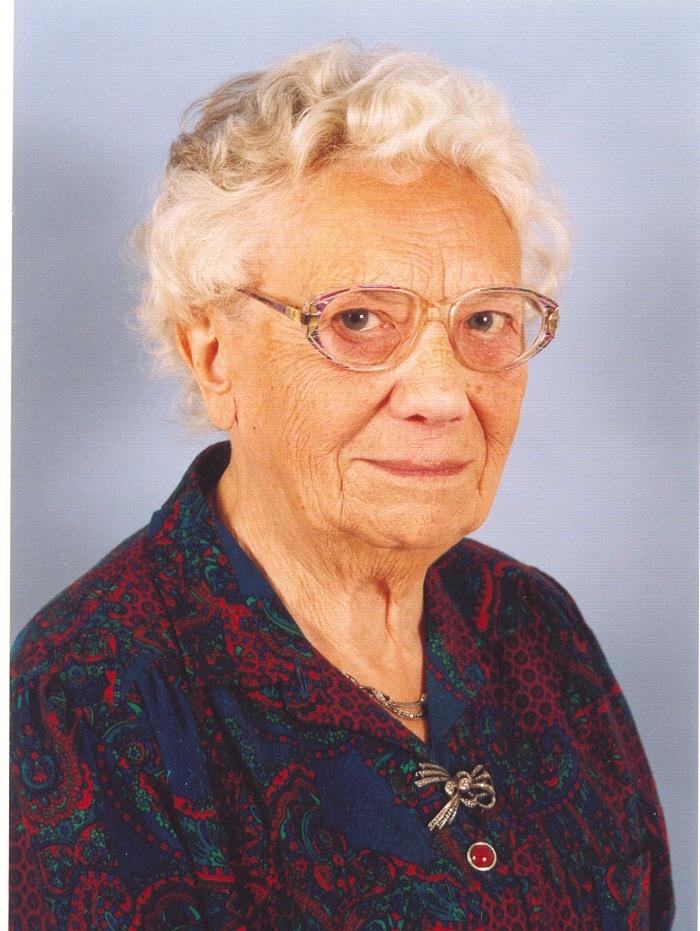 Marie-Andrée CHAUSTEUR