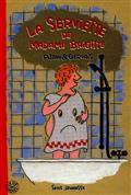 La serviette de Madame Brigitte