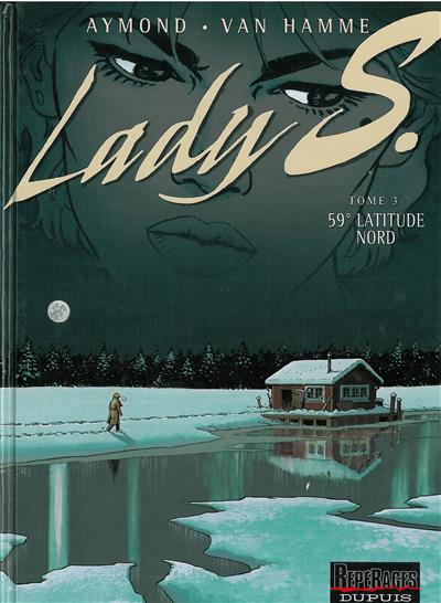 Lady S (tome 3) : 59° latitude nord