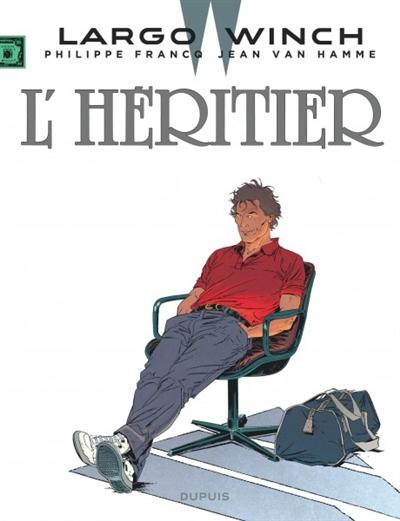 Largo Winch (tome 1) : L'héritier