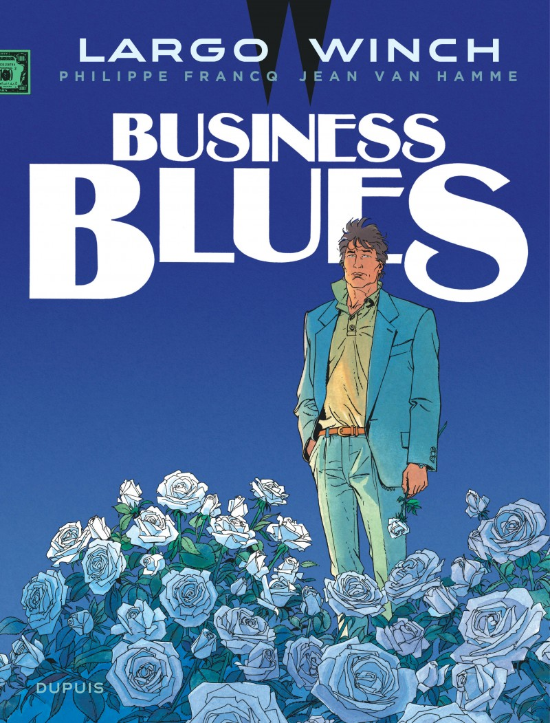 Largo Winch (tome 4) : Business Blues