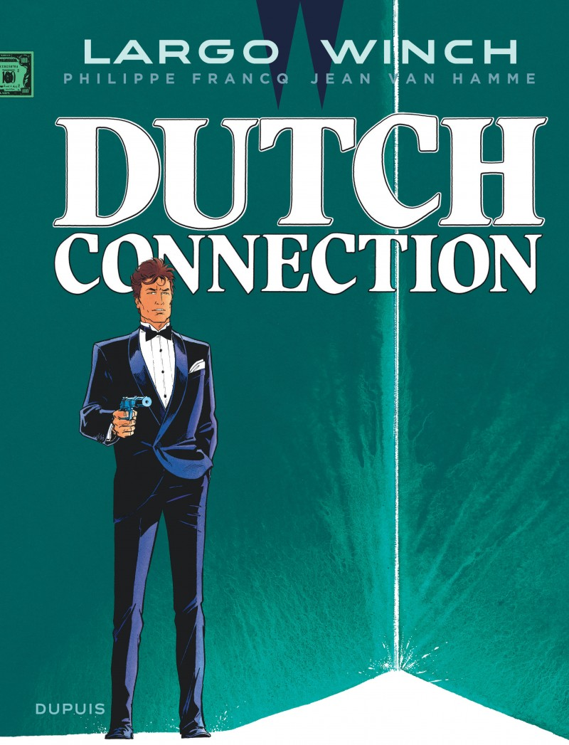Largo Winch (tome 6) : Dutch Connection