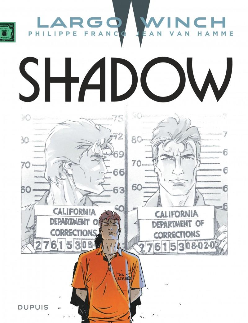 Largo Winch (tome 12) : Shadow