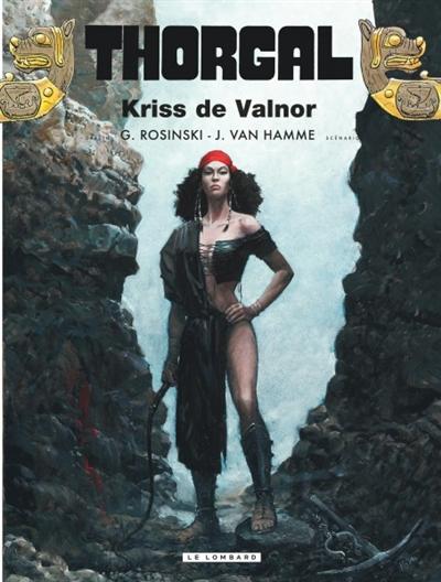 Thorgal (tome 28) : Kriss de Valnor