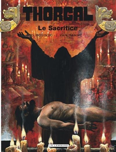 Thorgal (tome 29) : Le Sacrifice