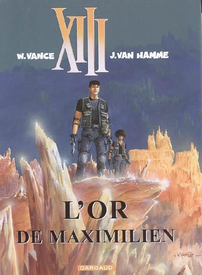 XIII (tome 17) : L'or de Maximilien