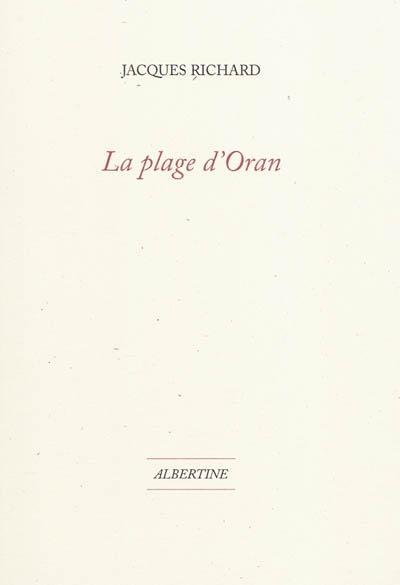 La Plage d'Oran
