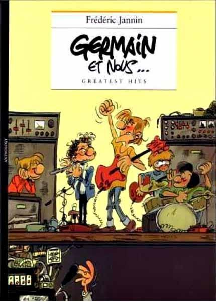 Germain et nous : Greatest Hits