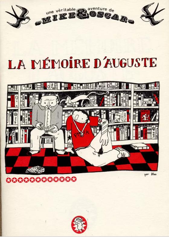 La mémoire d'Auguste