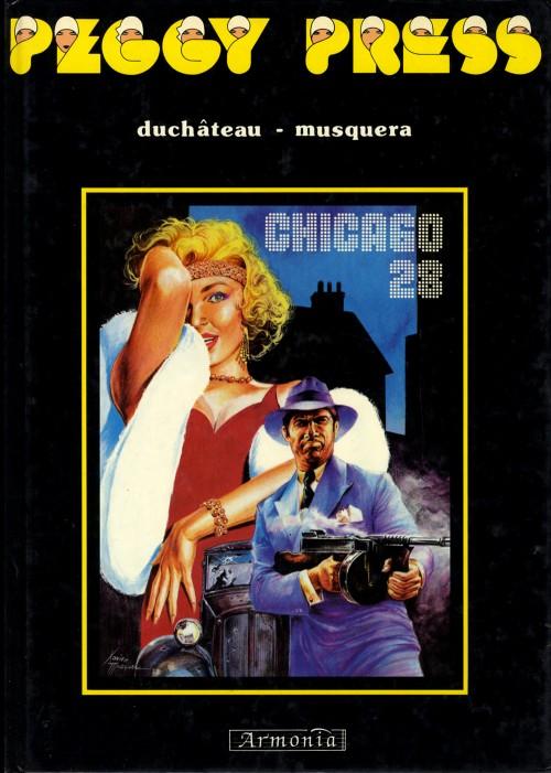 Peggy Press (tome 1) : Chicago 28