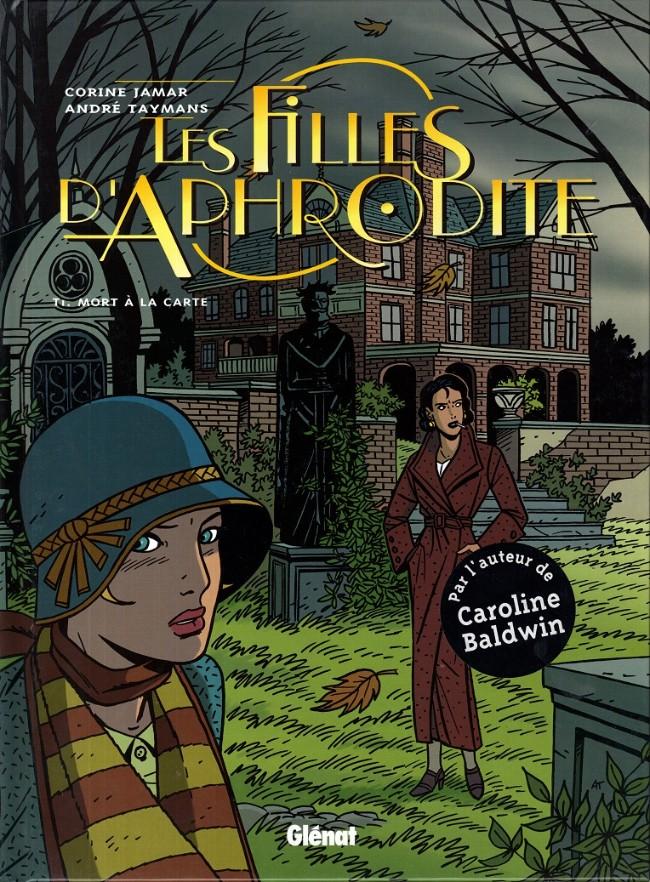 Les filles d'Aphrodite (tome 1) : Mort à la carte