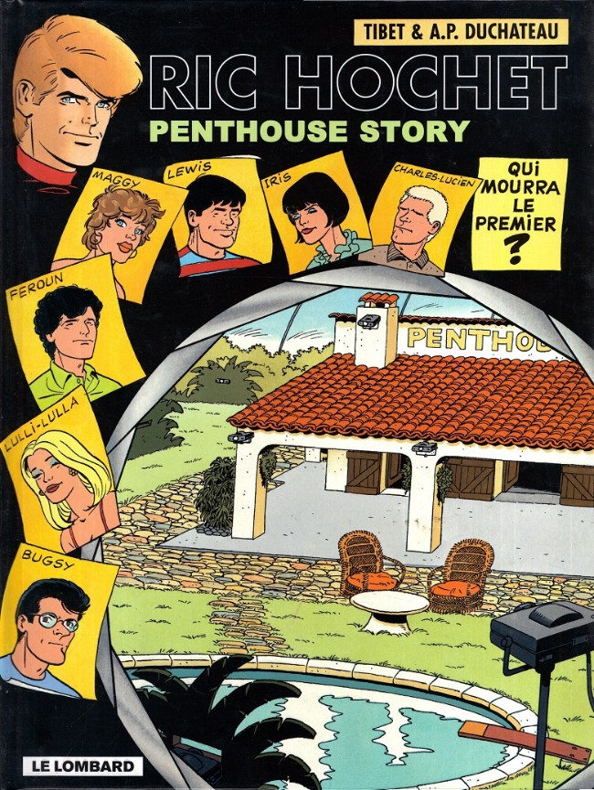 Ric Hochet (tome 66) : Penthouse story