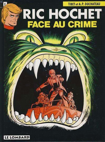 Ric Hochet (tome 38) : Face au crime