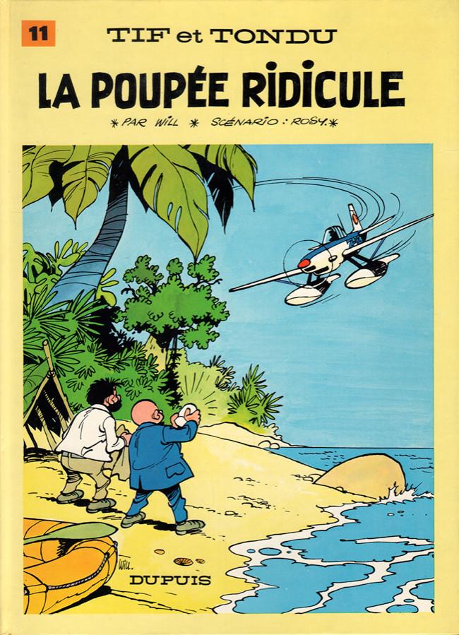 Tif et Tondu (tome 11) : La poupée ridicule