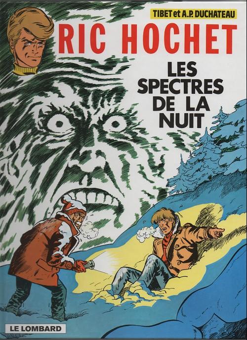 Ric Hochet (tome 12) : Les spectres de la nuit