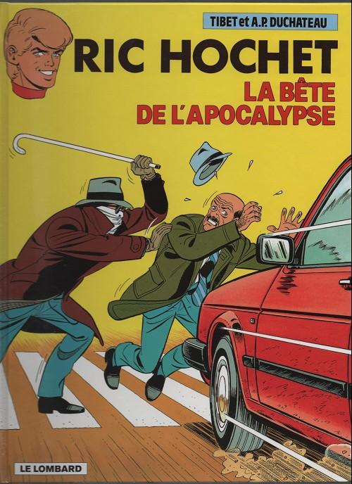 Ric Hochet (tome 51) : La bête de l'Apocalypse