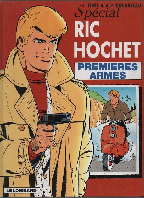 Ric Hochet (tome 58) : Premières armes