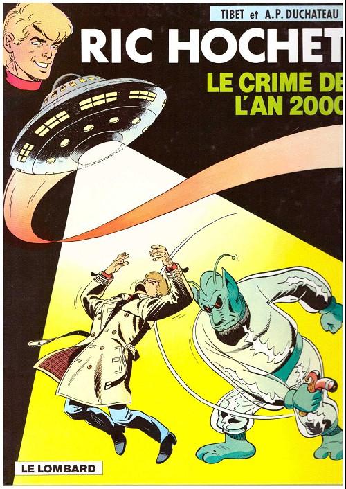 Ric Hochet (tome 50) : Le crime de l'an 2000