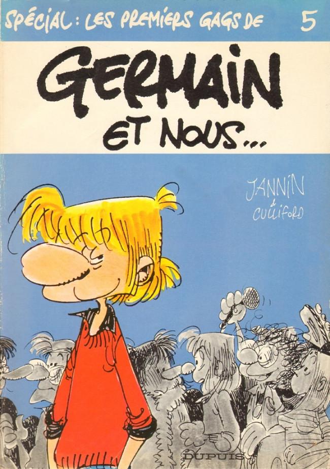 Germain et nous (tome 5) : Les premiers gags de Germain et nous