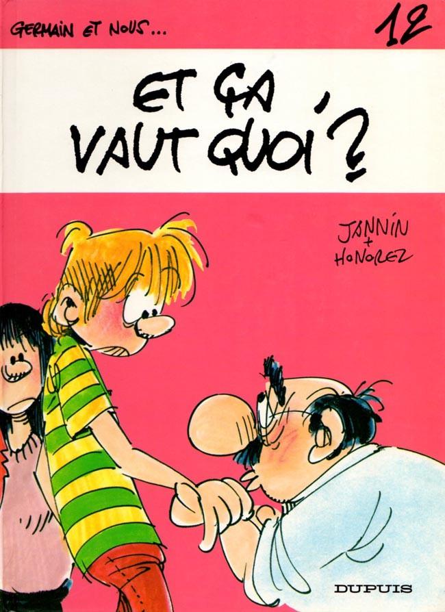 Germain et nous (tome 12) : Et ça vaut quoi ?