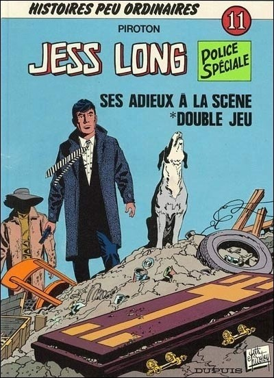 Jess Long (tome 11) : Ses adieux à la scène - Double jeu