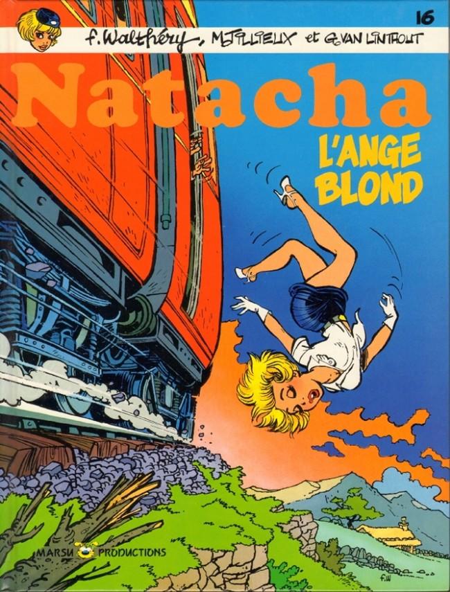 Natacha : L´ange blond (tome 16)