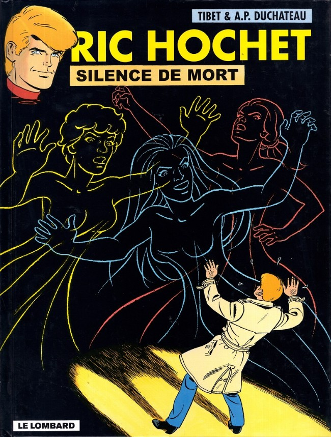 Ric Hochet (tome 70) : Silence de mort