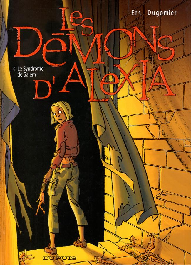 Les démons d'Alexia (tome 4) : Le syndrome de Salem