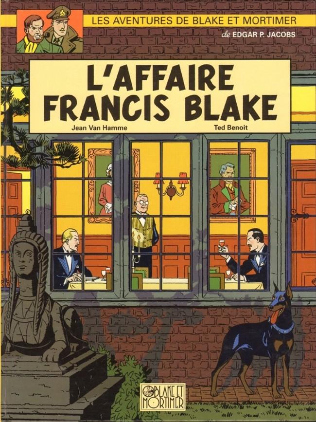 Les aventures de Blake et Mortimer (tome 13) : L´Affaire Francis Blake