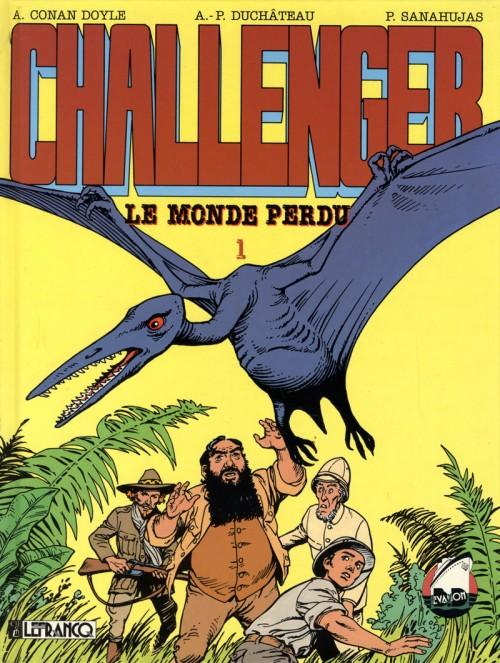 Challenger (tome 1) : Le monde perdu (1)