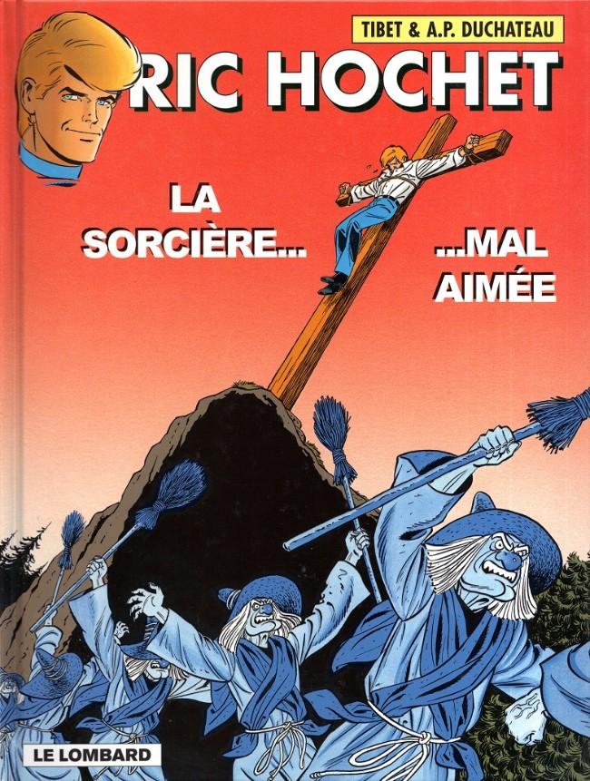 Ric Hochet (tome 63) : La sorcière… …mal aimée