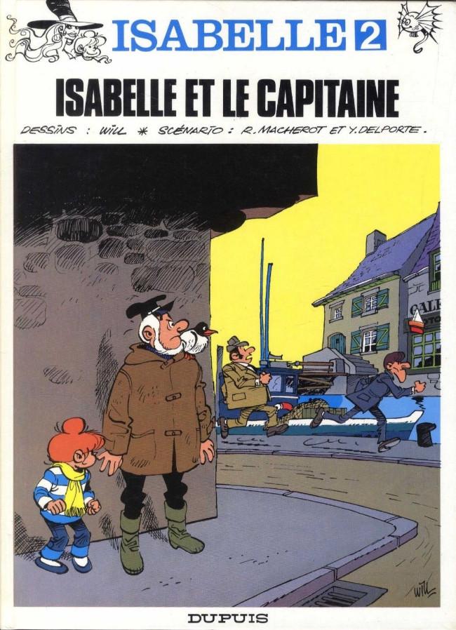 Isabelle (tome 2) : Isabelle et le capitaine