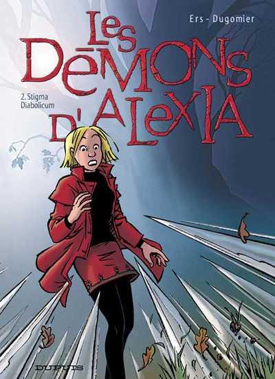 Les démons d'Alexia (tome 2) : Stigma diabolicum