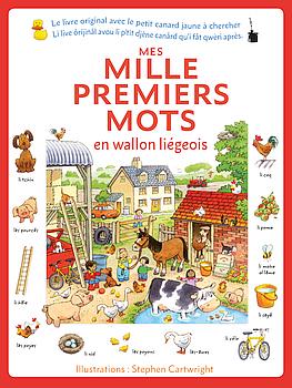 Mes mille premiers mots en wallon liégeois