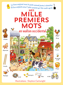 Mes mille premiers mots en wallon occidental
