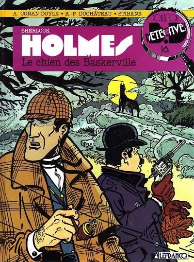 Sherlock Holmes (tome 2) : Le chien des Baskerville