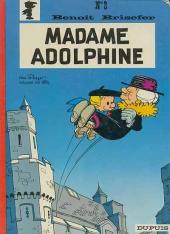 Benoît Brisefer (tome 2) : Madame Adolphine