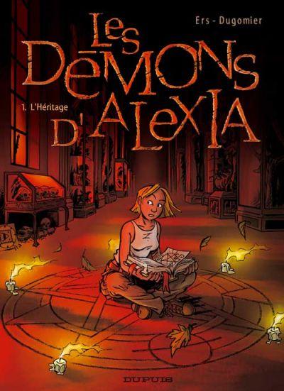 Les démons d'Alexia (tome 1) : L'héritage
