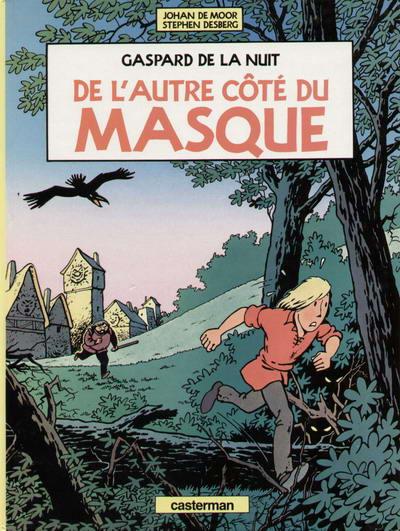Gaspard de la nuit (tome 1) : De l'autre côté du masque