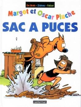Margot et Oscar Pluche : Sac à puces (tome 1)