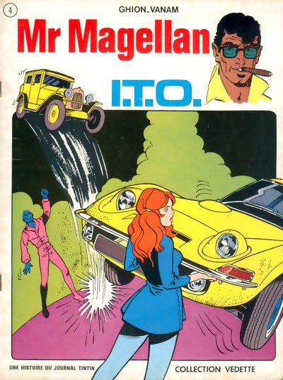 Mr Magellan (tome 1) : I.T.O.