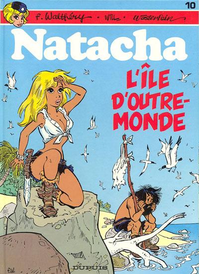 Natacha: L'île d'outre-monde (tome 10)