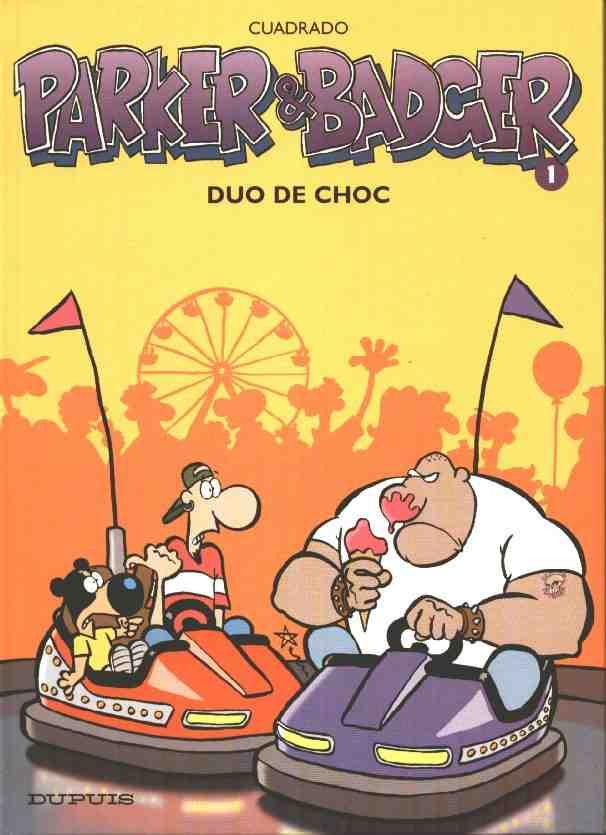 Parker et Badger (tome 1) : Duo de choc