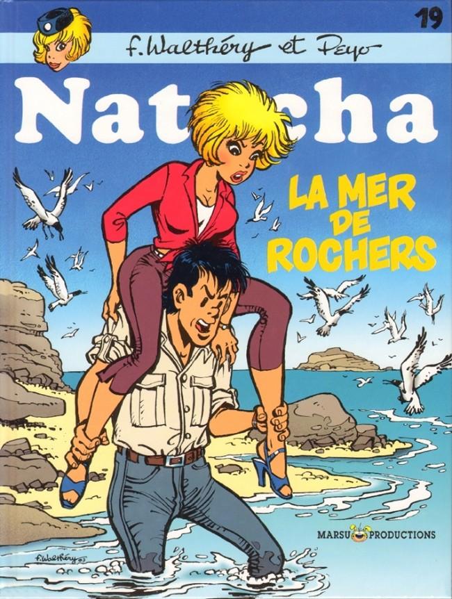 Natacha : La mer de rochers (tome 19)