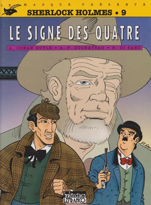 Sherlock Holmes (tome 9) : Le signe des Quatre