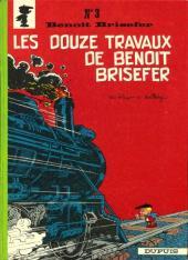 Benoît Brisefer (tome 3) : Les douze travaux de Benoît Brisefer