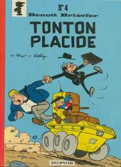Benoît Brisefer (tome 4) : Tonton Placide