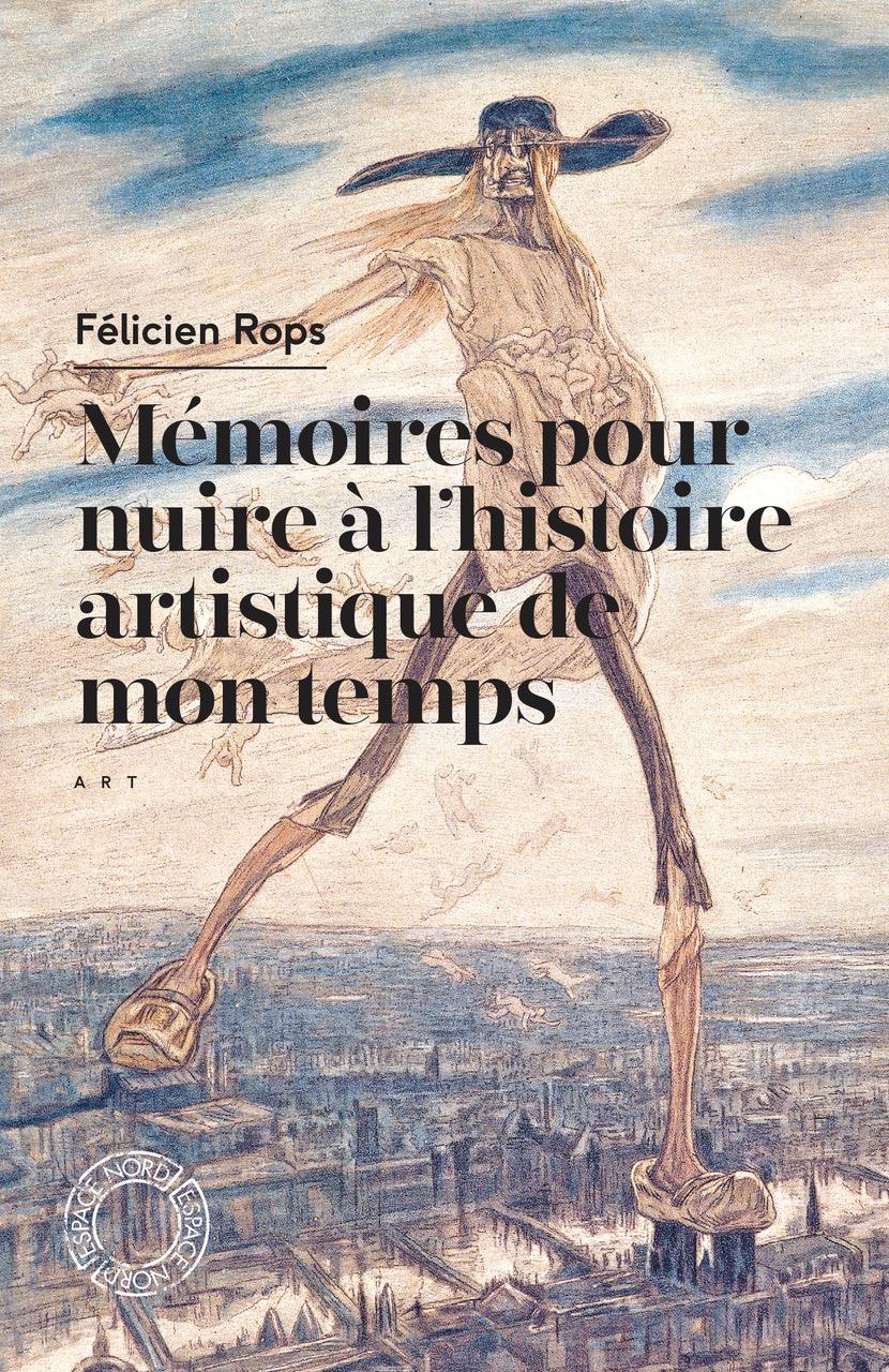 Mémoires pour nuire à l'histoire artistique de mon temps
