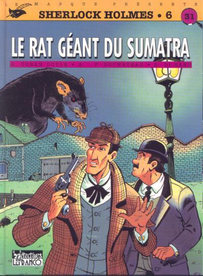 Sherlock Holmes (tome 6) : Le rat géant du Sumatra